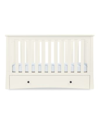 mothercare harrogate cot bed  almond