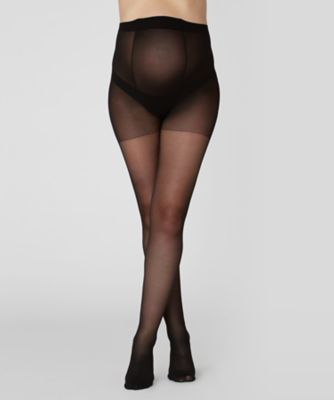 Maternity Premium 20 Denier Support Tights � Black
