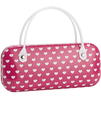 Mothercare Toddler Pink Spot Sunglasses Case