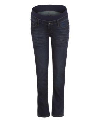 Maternity reform Under The Bump Light Wash Skinny Jean