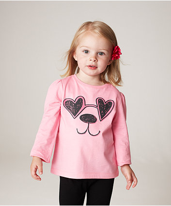 Mothercare Teddy T-shirt
