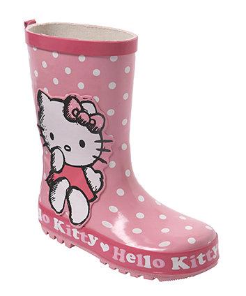 Hello Kitty Wellies