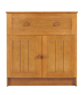mothercare darlington 1 drawer dresser  antique