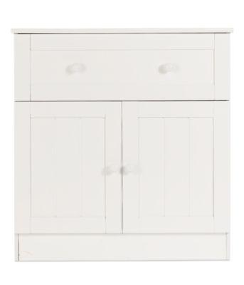 mothercare darlington dresser  white