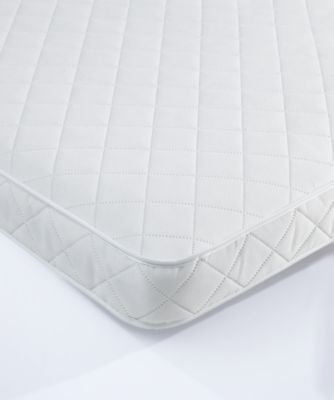 mothercare essential spring cot mattress