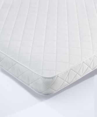 mothercare essential spring cot bed mattress