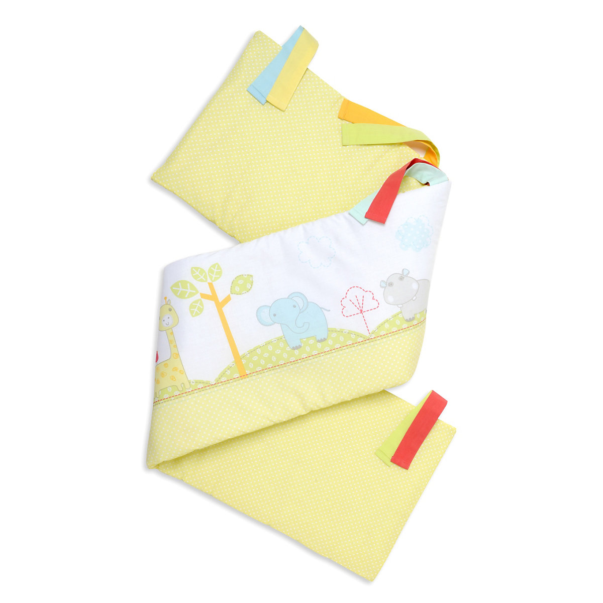 Mothercare Baby Boys/Girls Bedding Snoozie Safari Padded
