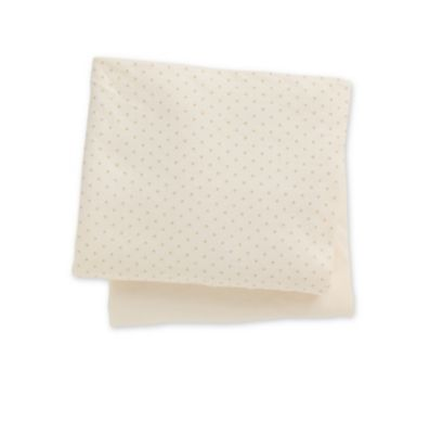mothercare jersey fitted cot bed sheets 2 pack cream