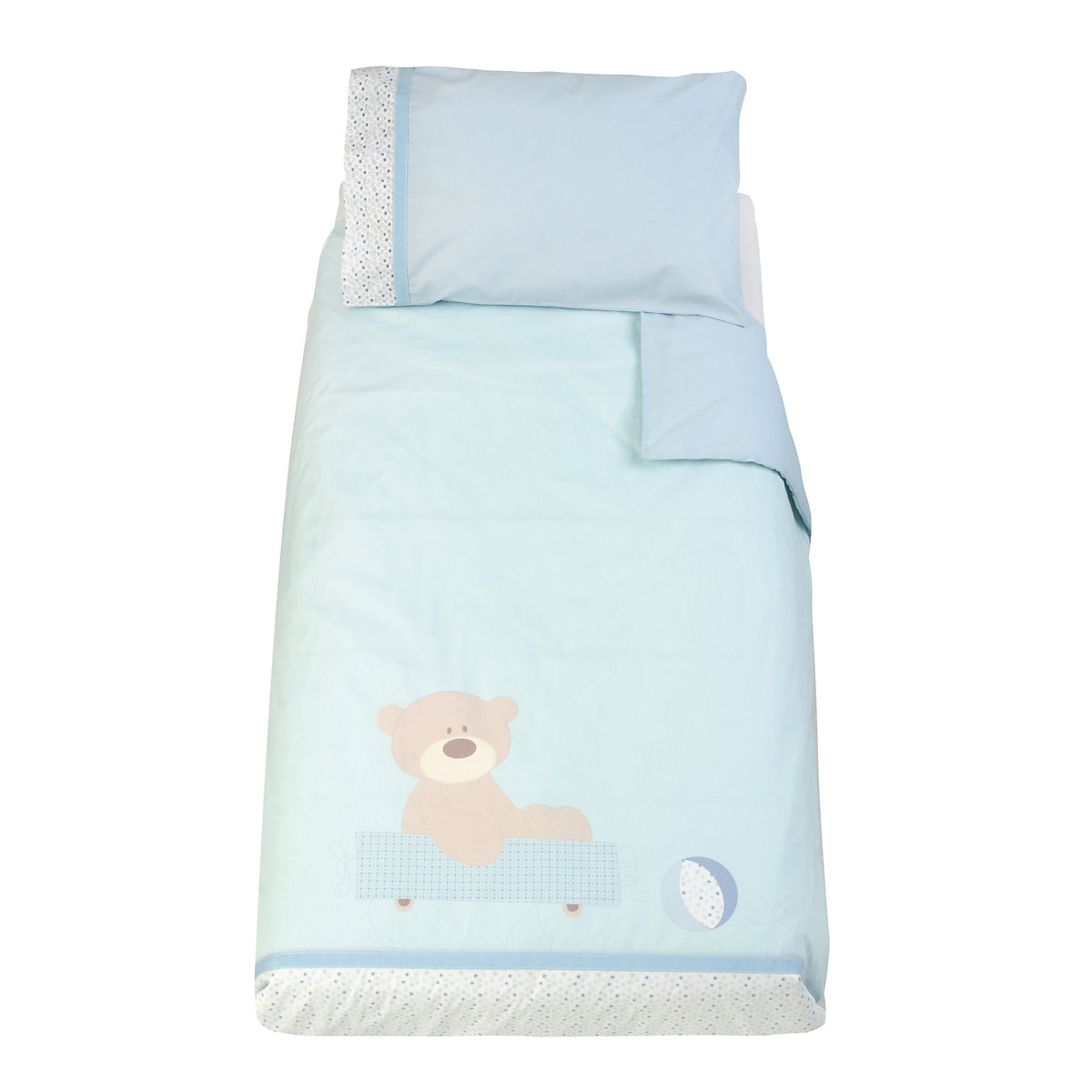 Mothercare B Baby Nursery Loved So Much Cot Bed Duvet Set-