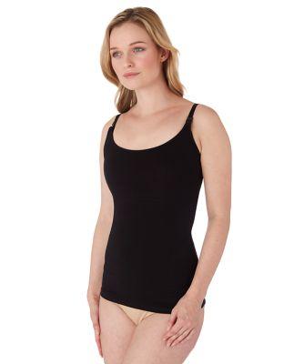 Maternity Post Pregnancy Vest- Black