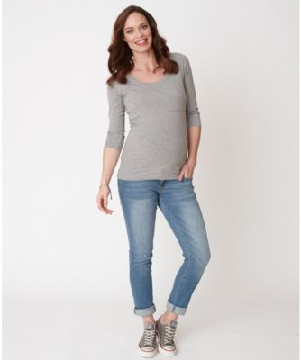 Reform Over The Bump Maternity Skinny Jeans
