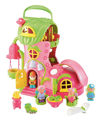 Early Learning Centre Happyland Fairyland Bluebell Boot