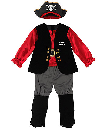 Early Learning Centre Pirate Captain Outfit