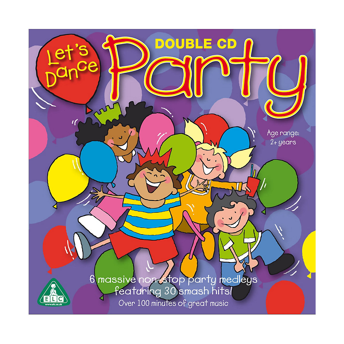 Let's Dance Party Double CD - Dance Gifts