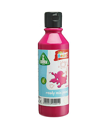 Early Learning Centre Pink Ready Mix 300ml Paint