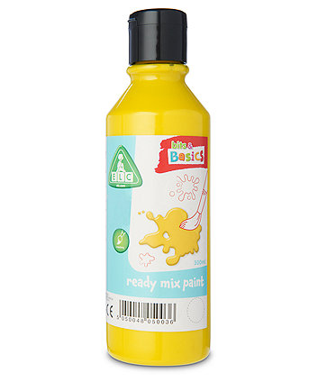 Early Learning Centre Yellow Ready Mix 300ml Paint