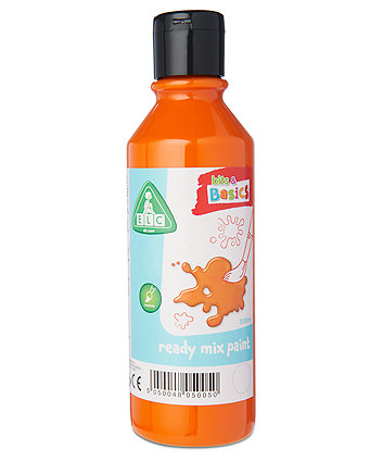 Early Learning Centre Orange Ready Mix 300ml Paint