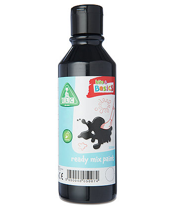 Early Learning Centre Black Ready Mix 300ml Paint