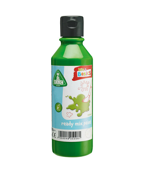 Early Learning Centre Green Ready Mix 300ml Paint