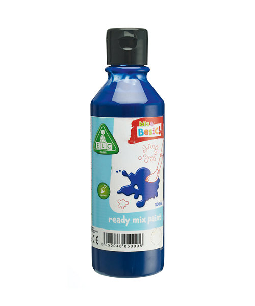Early Learning Centre Blue Ready Mix Paint 284ml
