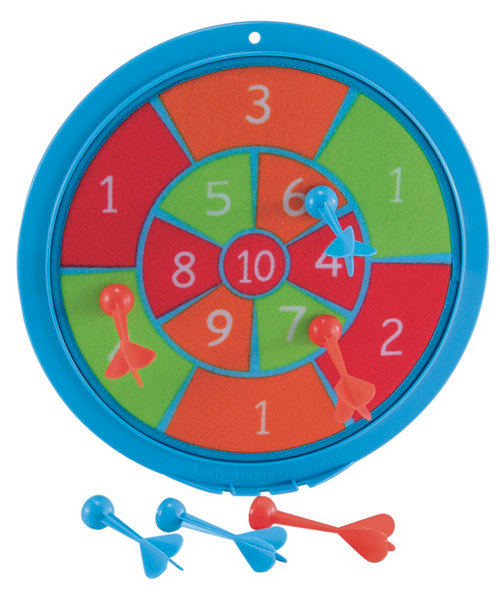 Early Learning Centre Sticky Dartboard Game