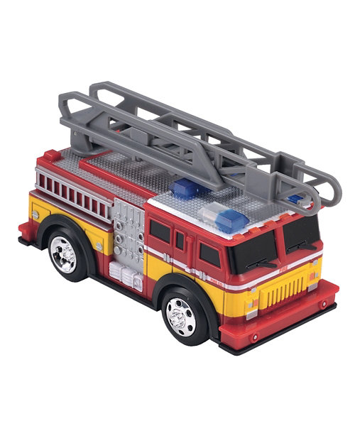 Big City Mini Fire Engine