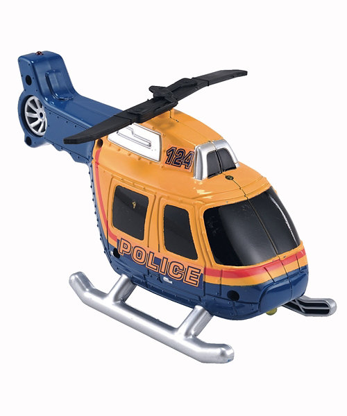 Big City Mini Police Helicopter