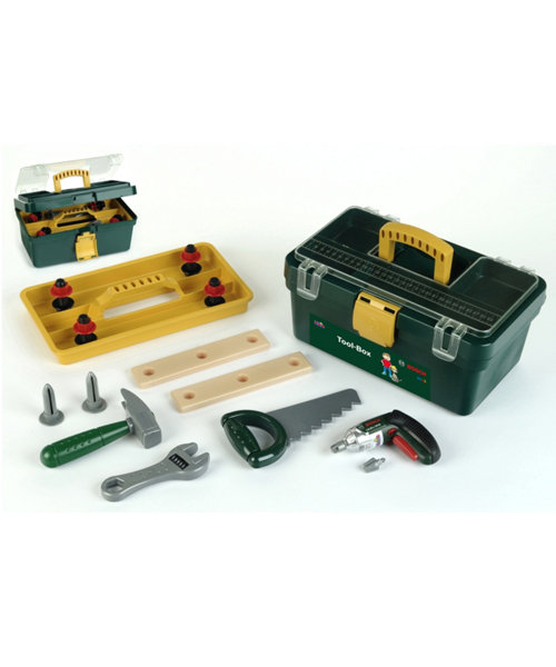 Early Learning Centre Bosch Tool Box