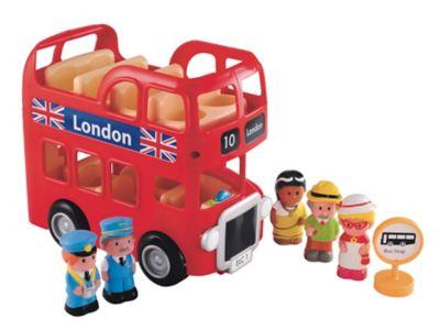 HappyLand London Bus Set