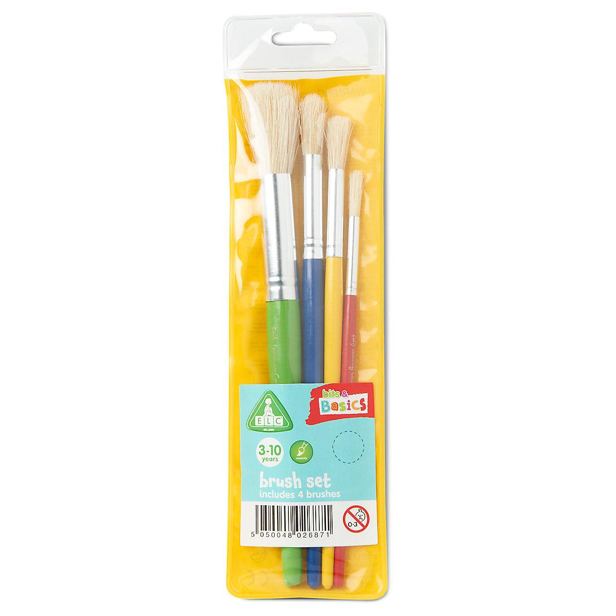 Elc Paint Brushes