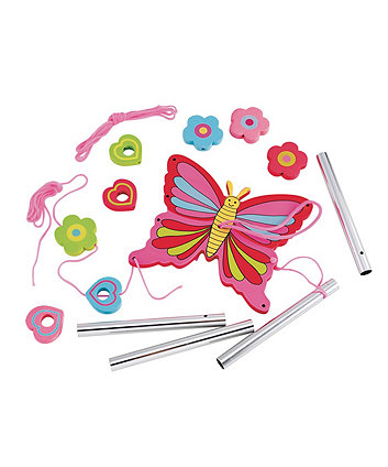 Early Learning Centre Make Your Own Butterfly Windchime