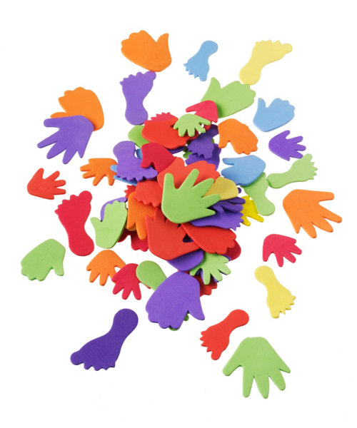 Early Learning Centre Foam Hands And Feet