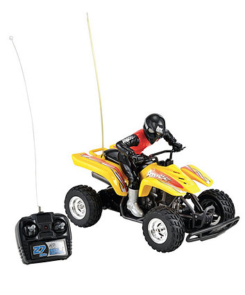 Early Learning Centre Big City Radio Control Quad Bike- Yellow