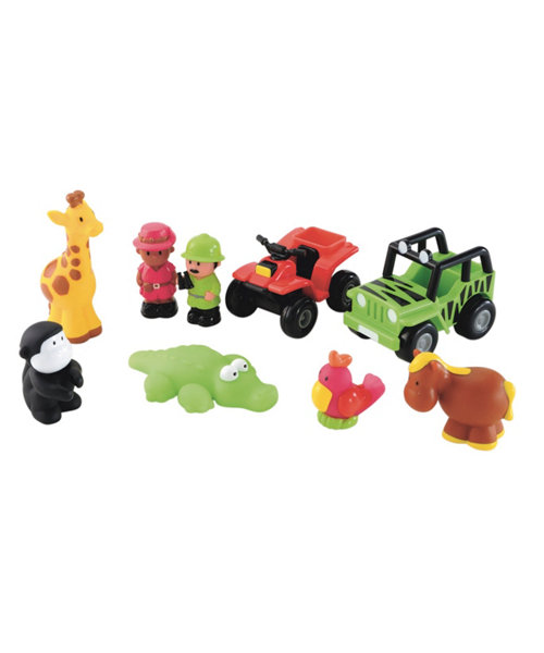 Early Learning Centre Happyland Safari Adventures