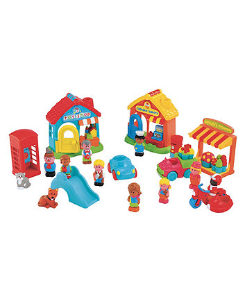 Early Learning Centre Happyland Village Set