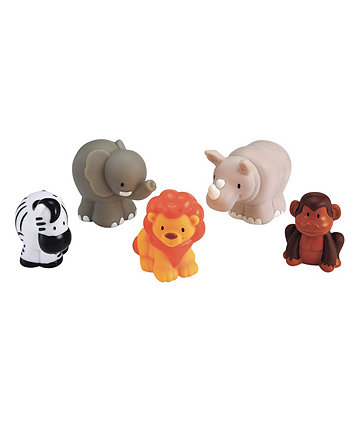 Early Learning Centre Happyland Wild Animals