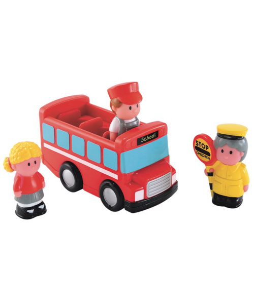 Early Learning Centre Happyland School Bus