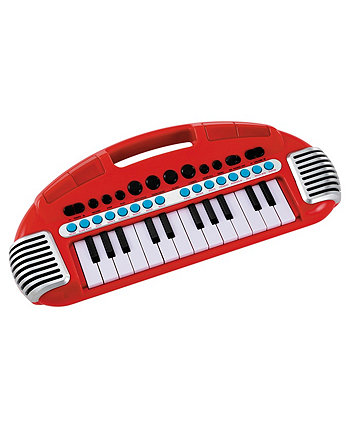 Early Leaning Centre Carry Along Keyboard - Red
