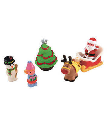 Early Learning Centre Happyland Christmas Set