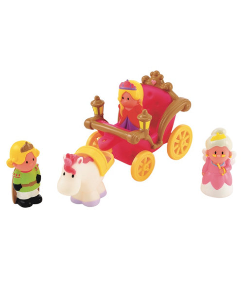 Early Learning Centre HappyLand Enchanted Carriage Set