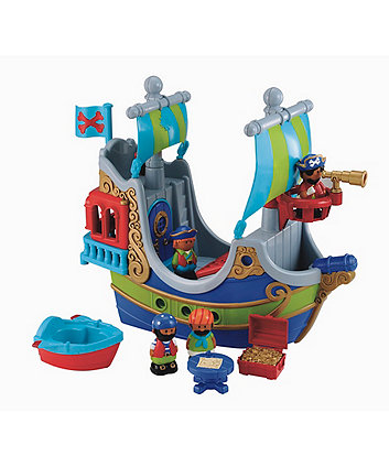 Early Leaning Centre Happyland Pirate Ship