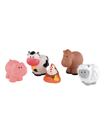 Early Learning Centre Happyland Happy Farm Animals