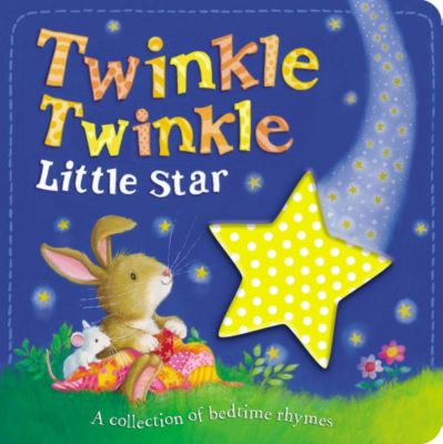 Twinkle Twinkle Little Star Bedtime Rhymes Book