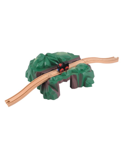 Early Learning Centre Big City Wooden Rail Mountain Set