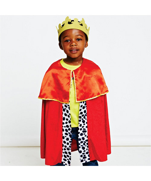 Early Learning Centre King's Robe and Crown