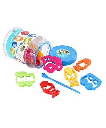 Early Learning Centre Soft Stuff People And Vehicle Cutters