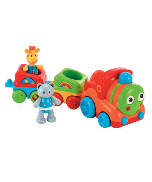 Early Learning Centre Toybox Musical Animal Train