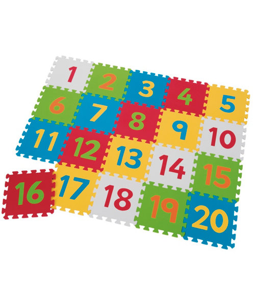 Early Learning Centre Foam Number Playmats