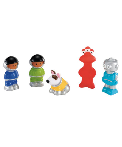 Early Learning Centre Happyland Space Figures