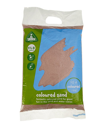 Early Learning Centre Pink Coloured Play Sand - 5kg Bag